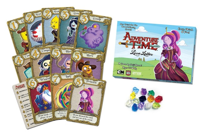 adventure time cards