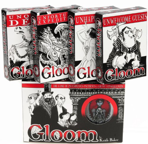 gloom expansions