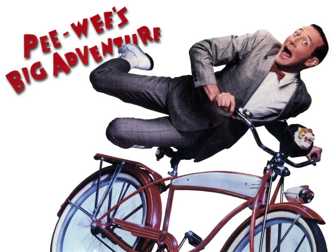 pee wee big adventuer