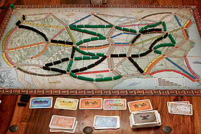 ticket to ride mid play