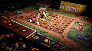 scoville by night