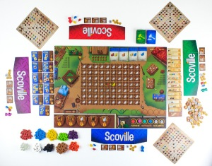 scoville set up