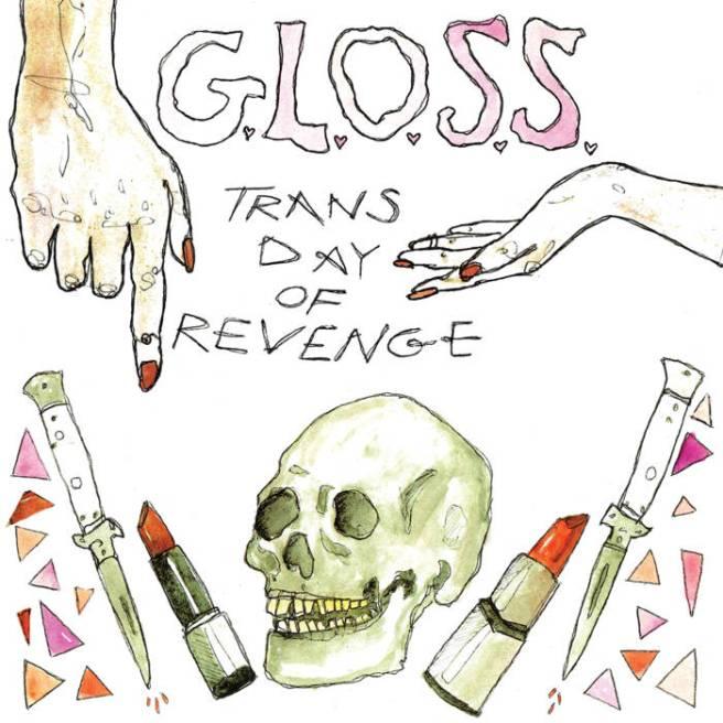 gloss album art